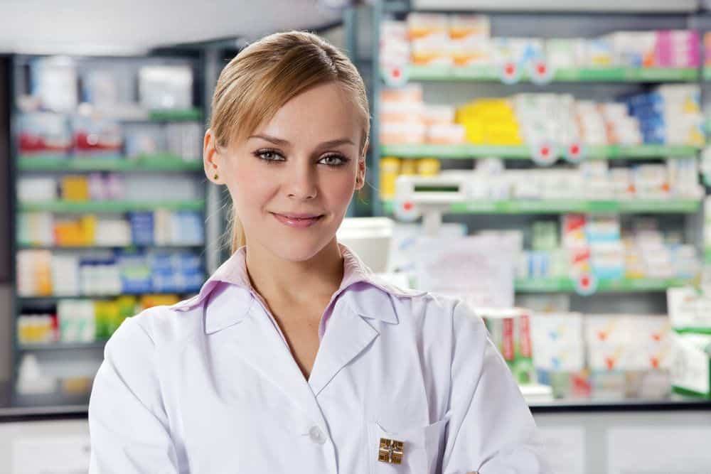 Etudiante pharmacie GEDS
